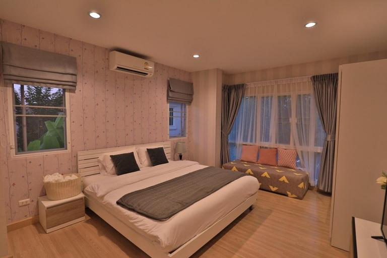 CC Villa Nonfon House E, San Kamphaeng