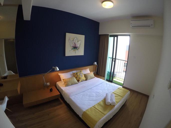 SEASIDE Parkway Lodge KK 2 bed@5pax, Kota Kinabalu