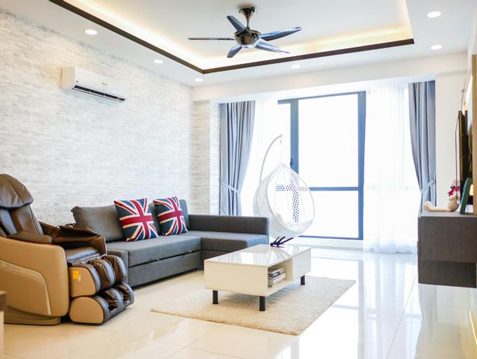 Amazing seaview 2BR Luxury Suite, Pulau Penang