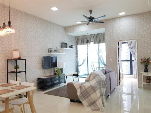 Richbaliz Homestay @ Selayang Residence 280, Kuala Lumpur