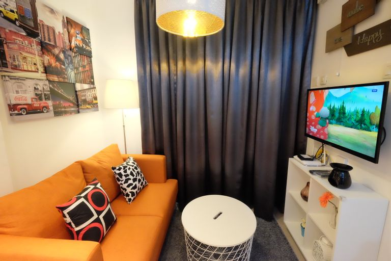 CLEAN 2BR Green Pramuka City 4star-Htl Experience , Central Jakarta