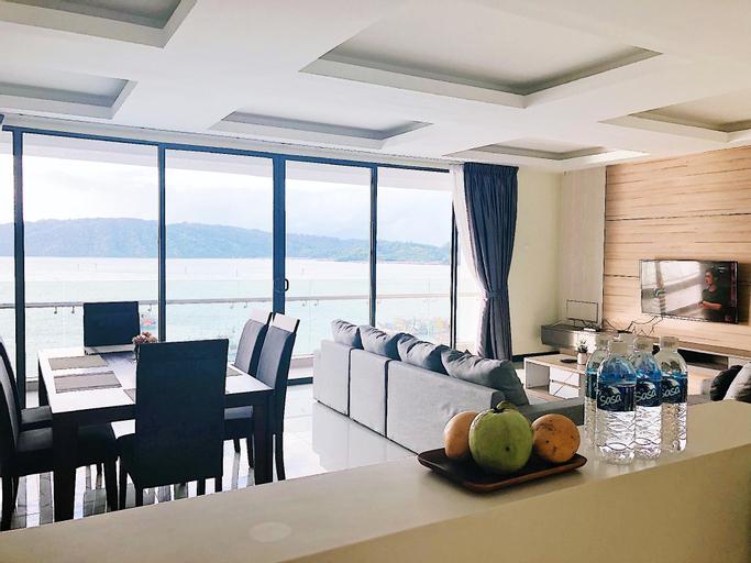 Pelagos Designer Suites with significant seaview, Kota Kinabalu