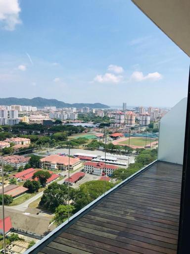 Leisure Seaview @29 by OneWorld 8 paxs, Pulau Penang