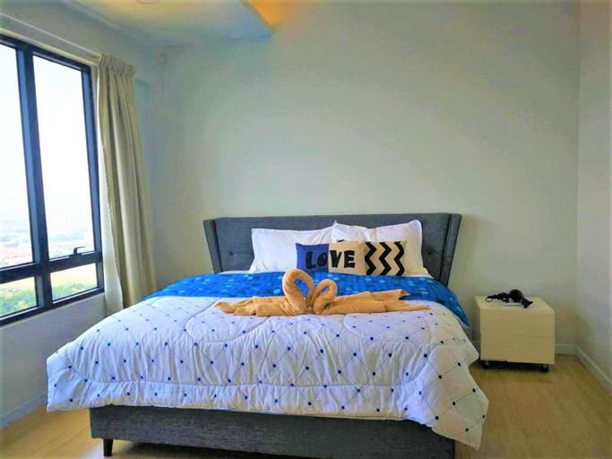 Hi-Tech Business Traveller| King Bed #3pax, Seberang Perai Utara