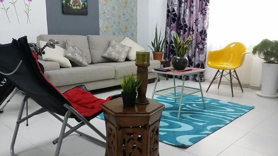 HomeStay@DESA TEBRAU AEON,Tesco,IKEA,Wifi,Themed, Johor Bahru