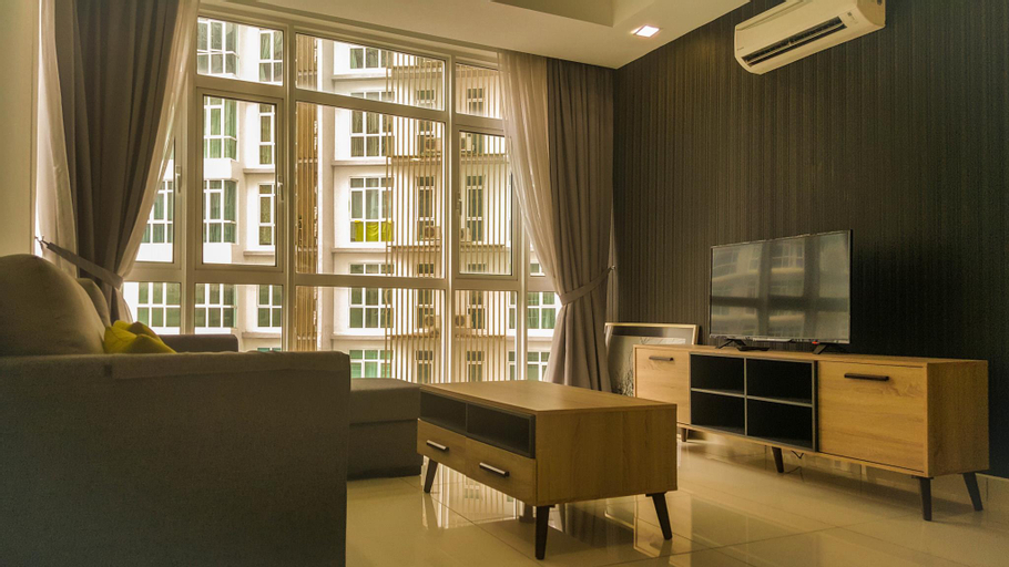 Aiji Home @ Central Residences, Kuala Lumpur