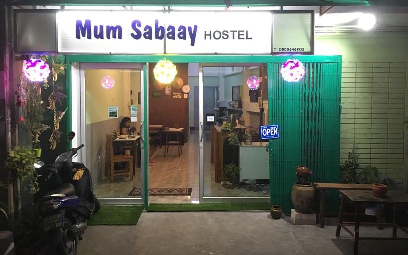 Mum Sabaay Hostel, Sathorn