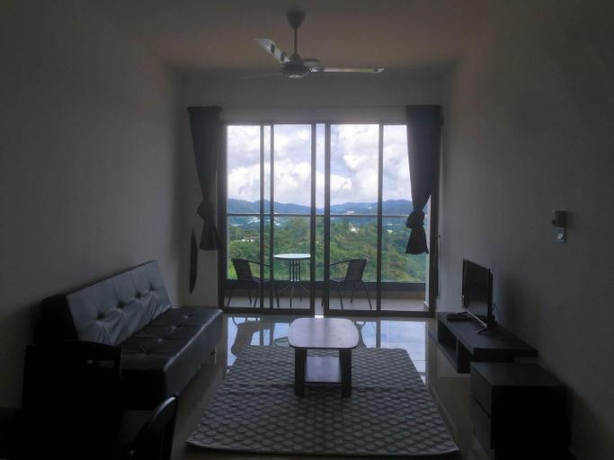 Sunny Homestay @ Palas Horizon Apartment (Level 3), Cameron Highlands