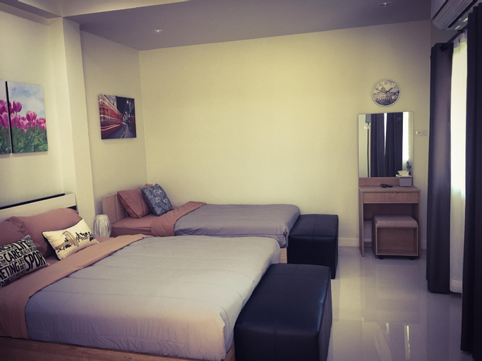*BRAND NEW* 20 mins to Historical Park/for 3 ppl, Muang Sukhothai