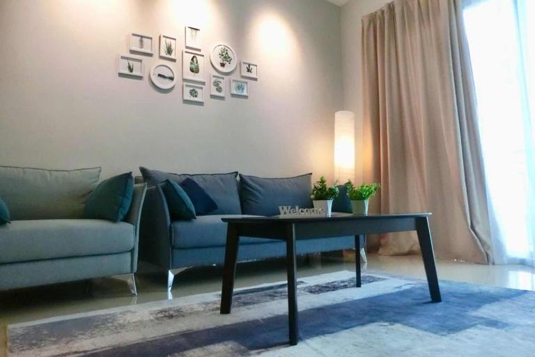 Heavens Home- Near-IKEA-Auto/Iconcity-PenangBridge, Seberang Perai Tengah