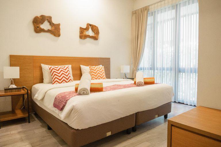 Acoustic 2BR Family Suite (CoHaus), South Jakarta