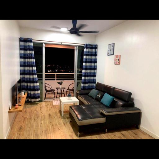 HOME SWEET HOME @ 3 Bedrooms 2 Bathrooms , 7-8pax., Kota Kinabalu