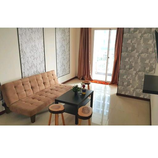 2 Bed Room Sea and Infinity Pool View Condominium, North Jakarta