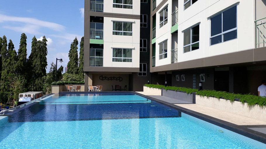 Quiet, Safe Entire Apartment Near BTS Bearing, Muang Samut Prakan