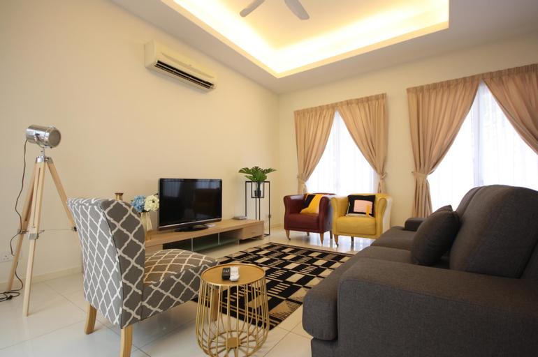 3 Storey Courtyard Luxury Series Straits Quay, Pulau Penang