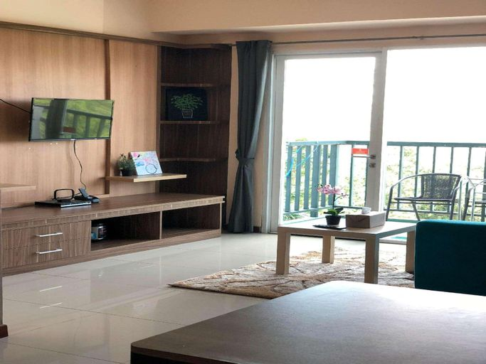 2 BR Marbella Suite Apt for your perfect getaway, Bandung