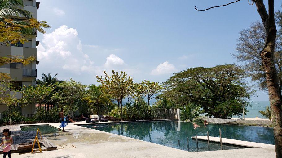 By The Sea Batu Ferringhi Hotel Penang 1097sf, Pulau Penang