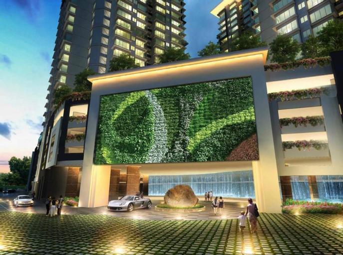 Penang mall Homestay Airbnb Near Food Restaurant, Barat Daya
