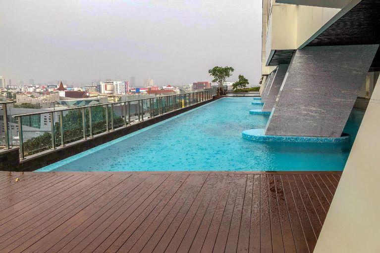 Warm and Best Studio Menteng Park Apt By Travelio, Central Jakarta