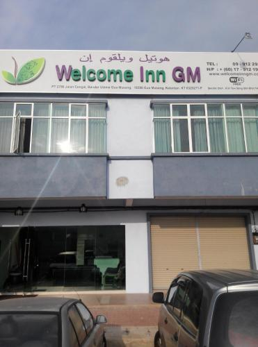 Welcome Inn GM, Gua Musang