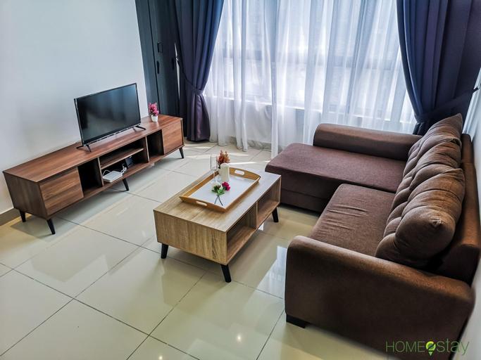5 person Relaxation Home near PWTC & Batu Caves, Kuala Lumpur