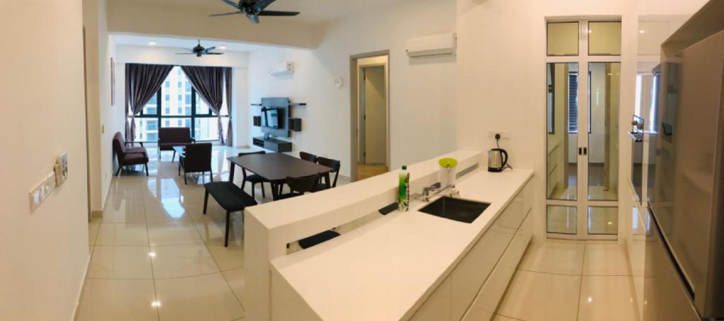 The Andaman Suites Penang Seaview for 6 paxs., Pulau Penang
