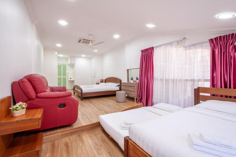 Koohen Co#TJ1 LET YOUR HOLIDAY FEELS LIKE HOME!!, Penampang