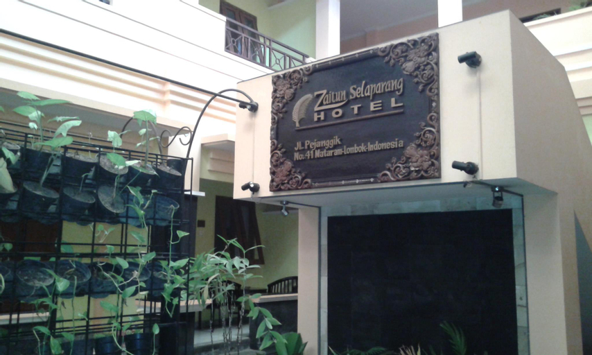 Hotel Zaitun Selaparang, Lombok