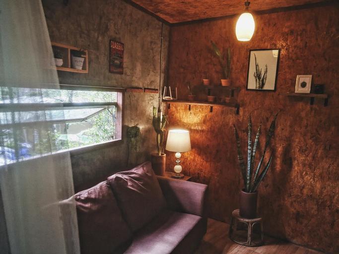 Manaohouse mountain view & cozy garden Cafe, Pai