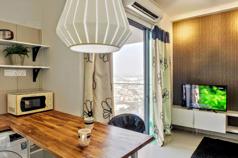 Classy Studio with Private Balcony @ Univ360, Kuala Lumpur