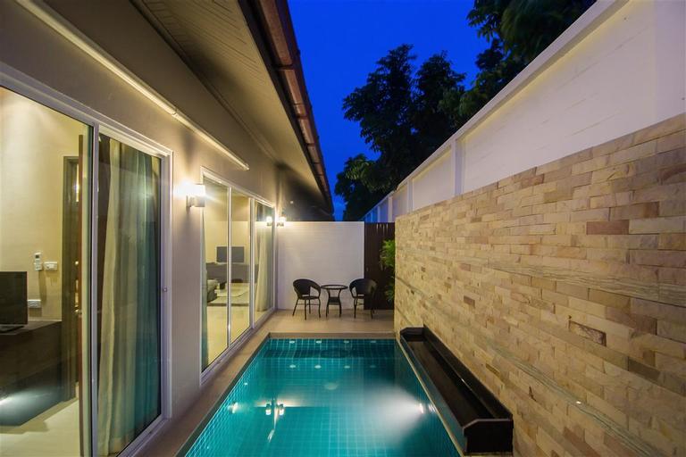 The Ville Jomtien-Deluxe 3-bedroom Villa-A68, Bang Lamung