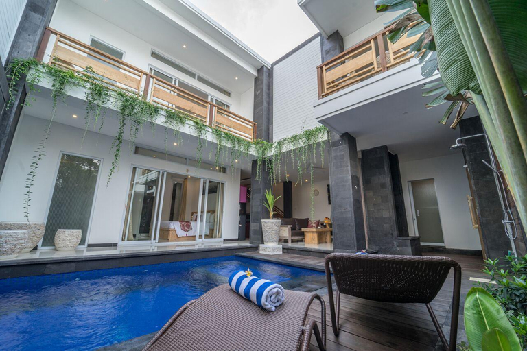 Suite 2BDR  Villa with Pool at Legian, Badung