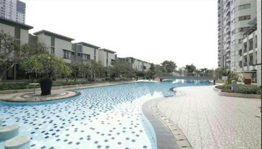 ZEAL HOME White Charming Condo at CBD Thamrin City, Central Jakarta