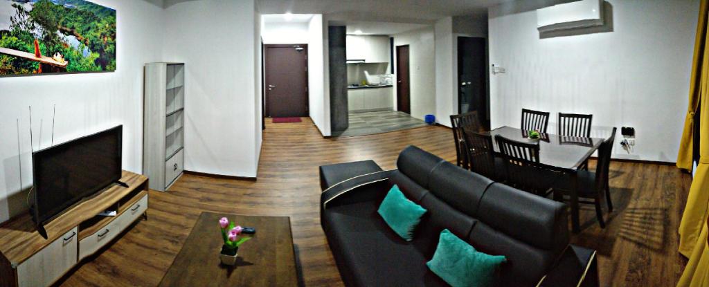 VivaCity 1204 Residence, Kuching
