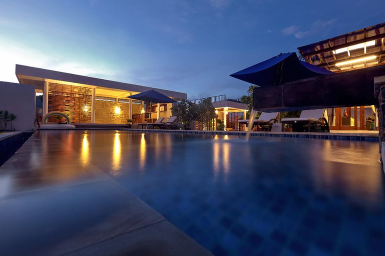 Villa Luna Kuta Lombok, Lombok