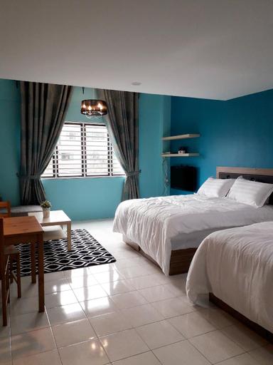 Cozy studio apartment with free wifi, Manjung