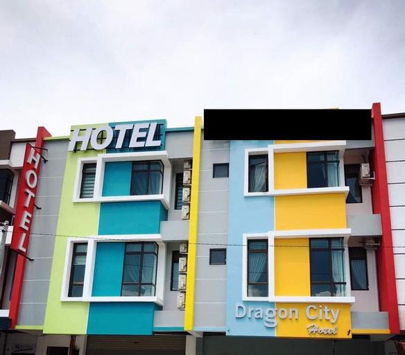 Dragon City Hotel, Muar