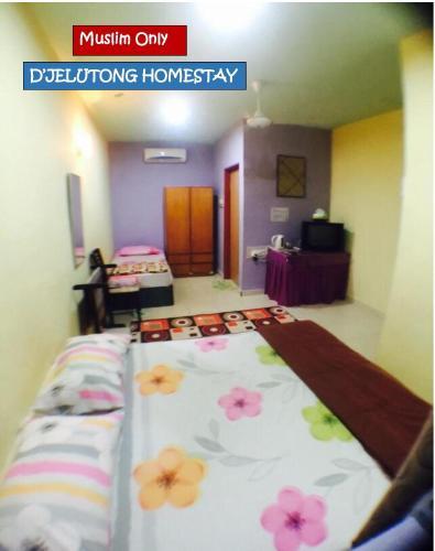 D'Jelutong Homestay, Batu Pahat