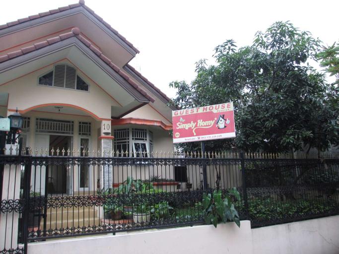 Simply Homy Tubagus Ismail, Bandung