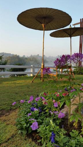 nangreenlakeview resort, Muang Nan