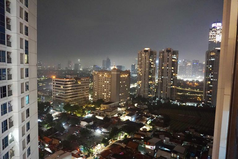 New 2BR  Casa Grande Apt Connect to KoKas Mall, South Jakarta