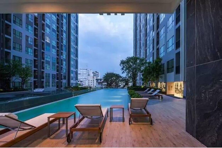 The Base, 2BR ,Family Friendly+200m to the beach, Chinese Host, Pattaya