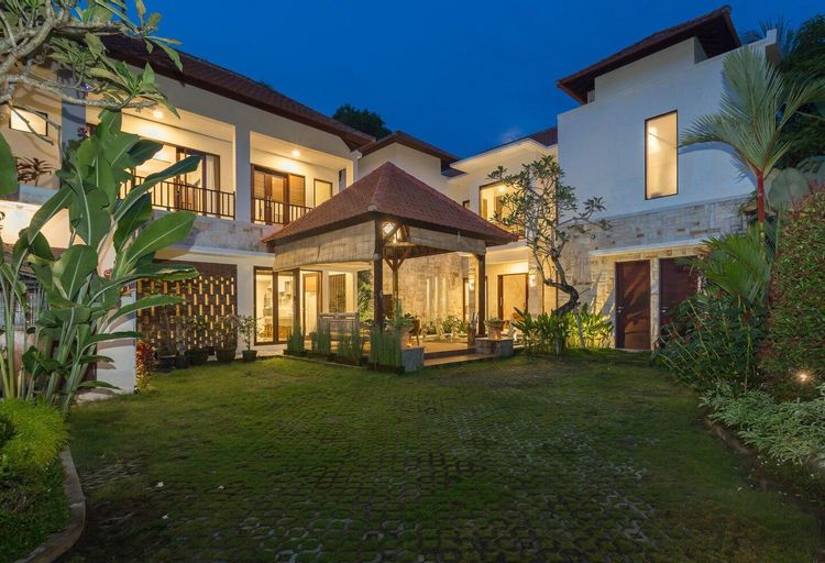 Ubud 4BR Relax Villa for Family Getaway Holiday, Gianyar