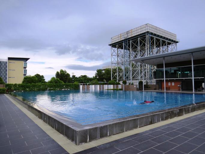 Makmoor Home Sweet Swimming Pool View, Penampang