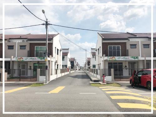 Homestay berdekatan KLIA & Movenpick & Sepang - D'Alcea Home, Kuala Lumpur