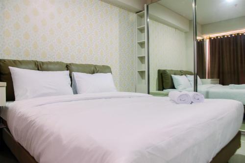 Comfy 2BR Callia Apartment By Travelio, East Jakarta
