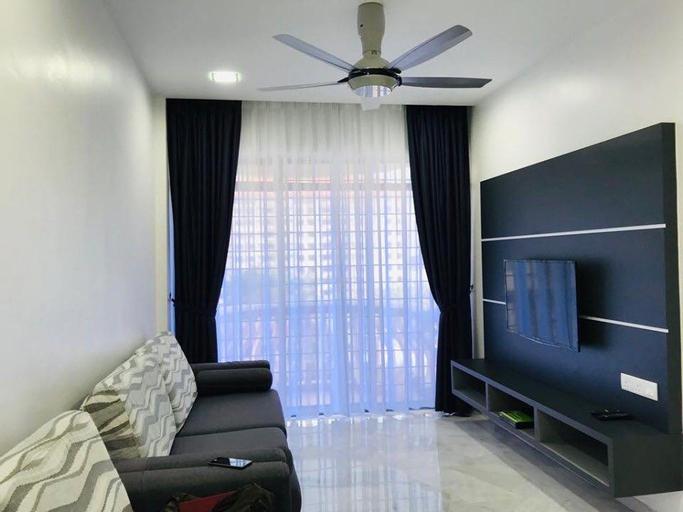 1-6 Pax Glory Beach Resort Seaview Apartment, Port Dickson