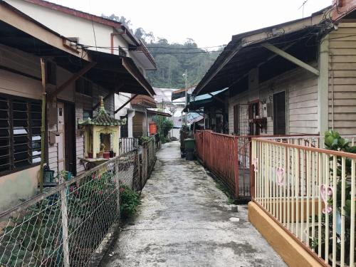 Wogoxette Upstairs, A Private Kampung Stay In Cameron Highlands, Cameron Highlands