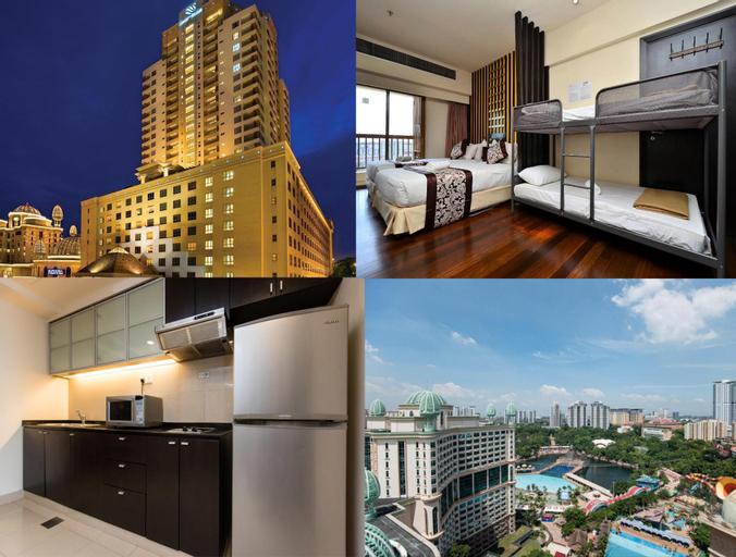 Flexistay Studio Resort Suites at Sunway Pyramid Hotel Tower, Kuala Lumpur