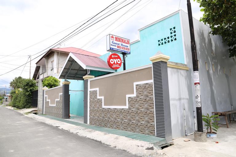 OYO 3348 Minimalis Homestay, Palu